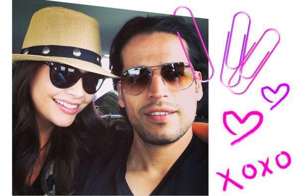 La pareja despidió el 2013 en Los Ángeles, CA. (Cortesía: Instagram)