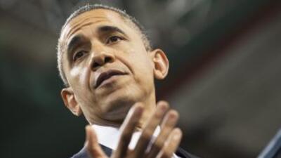 Barack Obama reiteró apoyo a reforma amplia de inmigración.