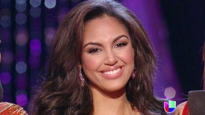 La segunda finalista de Nuestra Belleza Latina 2014 fue Nabila Tapia