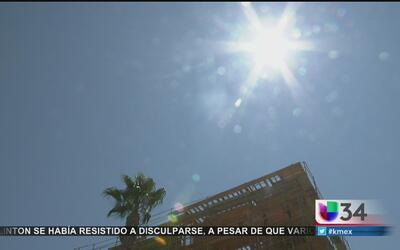 Peligros por la ola de calor en California