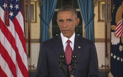 Obama anuncia plan de acción