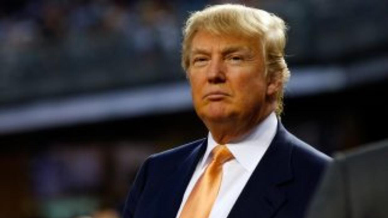 Donald Trump ha centrado su campaña en el tema de la inmigración