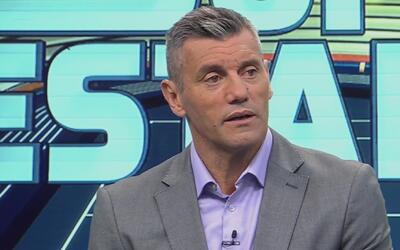 """Goycochea, sobre Argentina: """"El equipo no rinde, tiene que haber un reca..."""