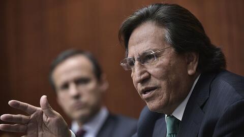 Alejando Toledo niega las sospechas de la Fiscalía de Perú...