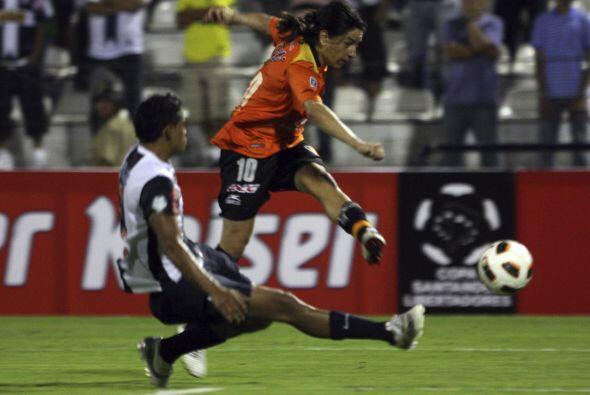 Inter deberá disputar el Grupo 6 junto al Jorge Wilstermann (Bolivia), E...