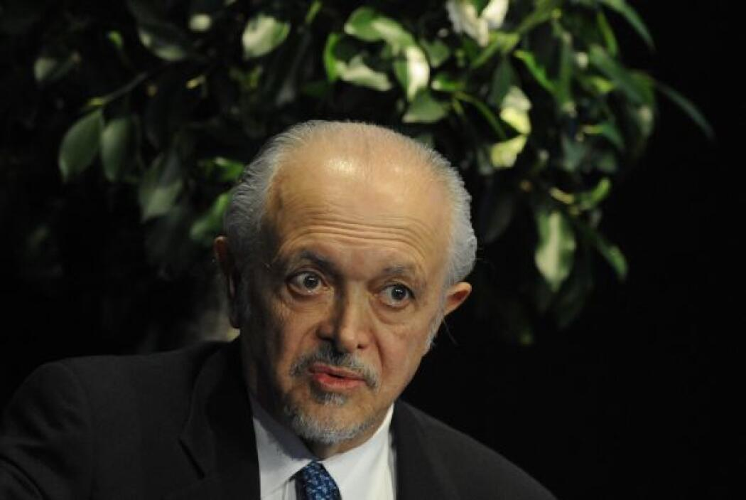 -Mario Molina: Científico mexicano ganador del Premio Nobel de Química e...