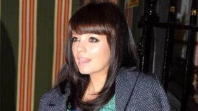 La cantante Lily Allen reconoce haber tenido muchas dudas en su juventud...