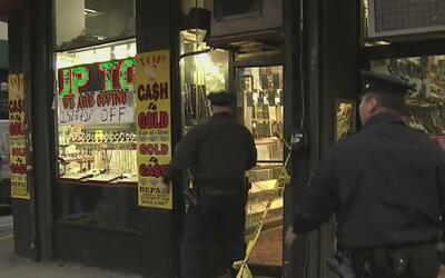 Encuentran a un joyero muerto en su negocio en el Bajo Manhattan