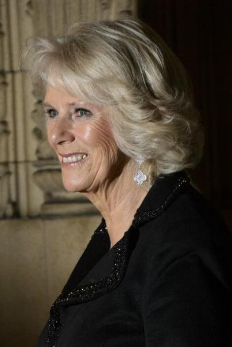 Camila, duquesa de Cornualles es la segunda esposa de Carlos, príncipe d...