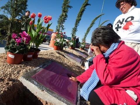 La masacre de 15 jóvenes en Villas de Salvalcar, en Ciudad Ju&aac...