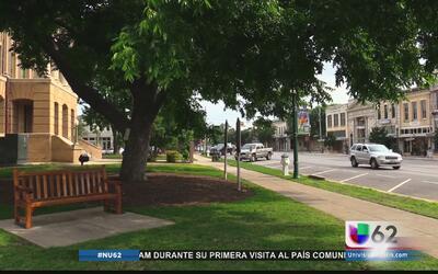 George Town la ciudad texana con mayor crecimiento poblacional