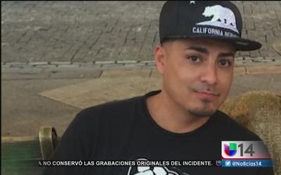 Una familia asegura que paramédicos en San Francisco dejaron a su hijo e...