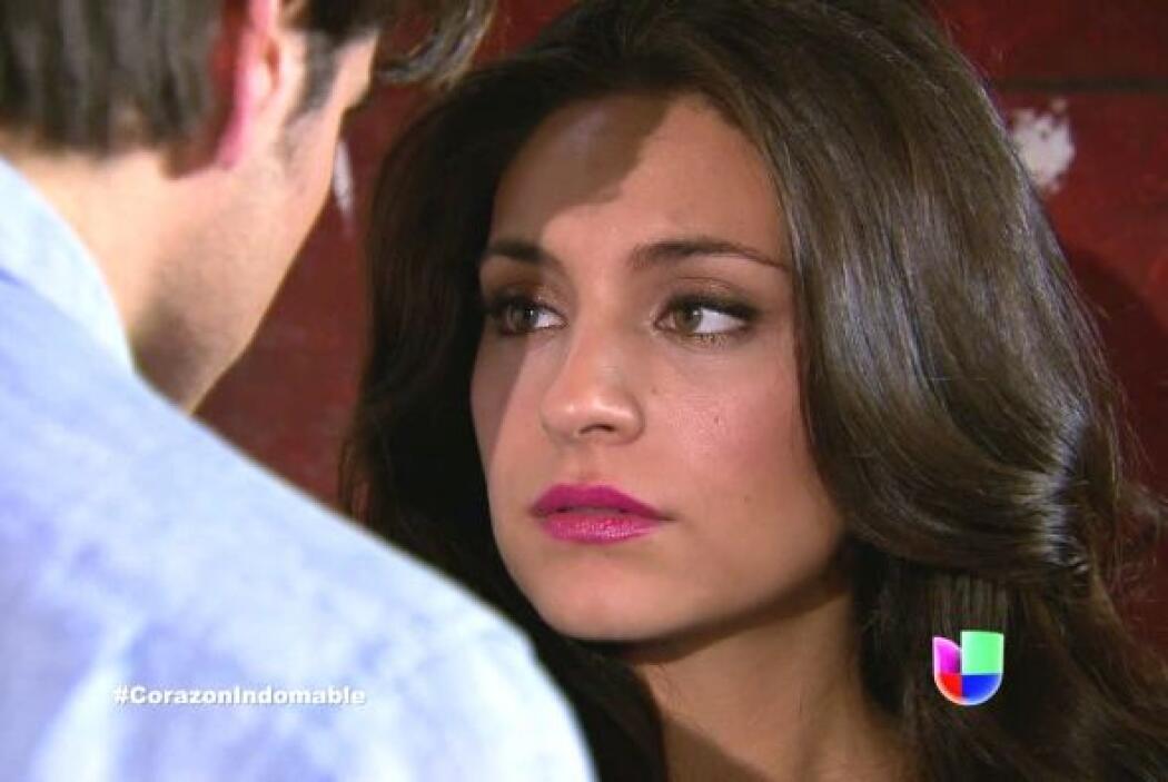 Maricruz volvió a sentir amor por Octavio.