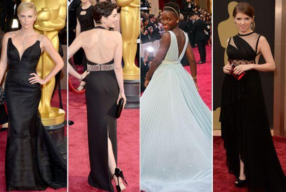 Estas mujeres brillaron en los Premios de la Academia, gracias a su buen...