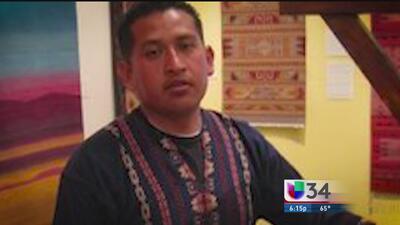 Porfirio Gutiérrez, artesano y tejedor de sueños