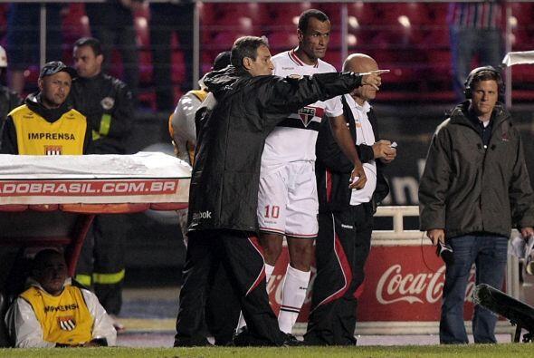 A sus 38 años Rivaldo volvió a Brasil, y su estancia en su...