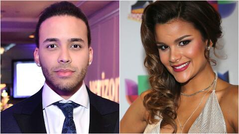 Prince Royce le dijo a Clarissa Molina que llegaría sin ropa a Premios L...