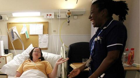El Instituto Nacional del Cáncer alienta a los pacientes a incorporar el...