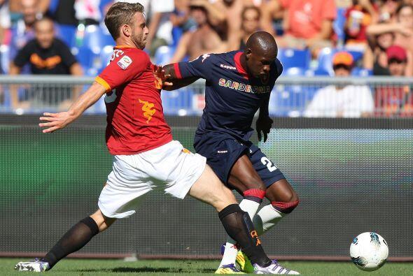 Pero el Cagliari no fue un rival sencillo.
