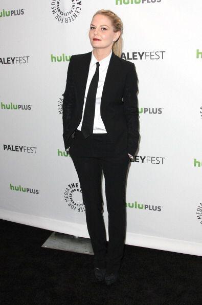 Jennifer Morrison se quitó la bata de doctora que usaba en la serie Dr....