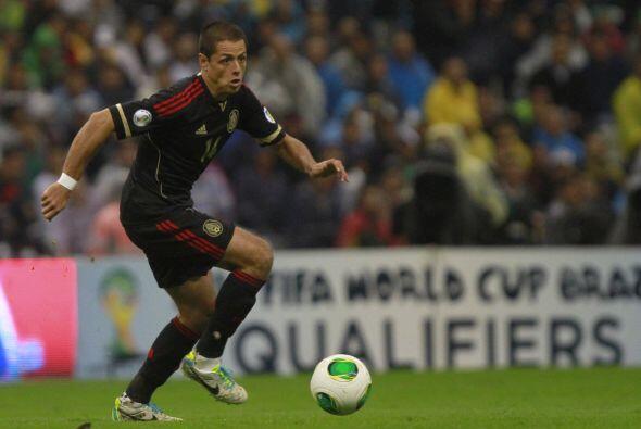Además de que Javier Hernández ha jugado poco en el año, Diego Reyes y H...