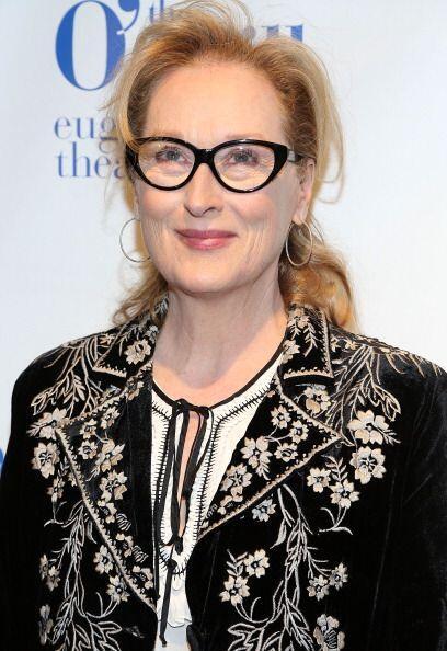 Meryl Streep no sale de la contienda y esta vez es elegida para subir la...