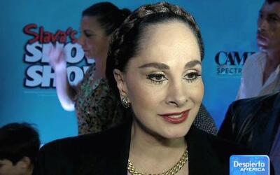 Susana Dosamantes defiende a Paulina sobre sus demandas