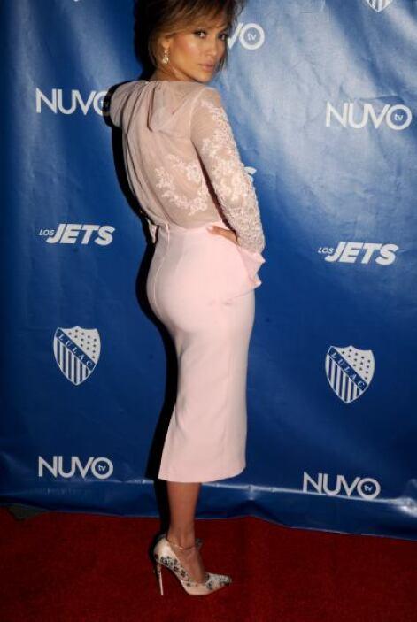 Uno de sus más grandes atractivos es su 'booty'.