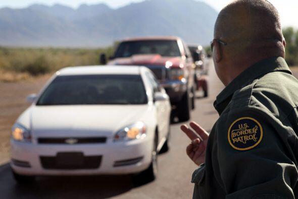 Los migrantes latinos que radican en Arizona han hecho visible su rechaz...