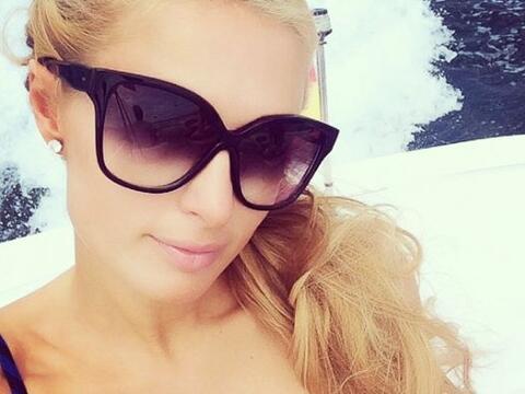 La rubia disfrutó de unas lujosas vacaciones en Ibiza.
