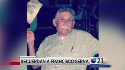 Recuerdan a Francisco Serna