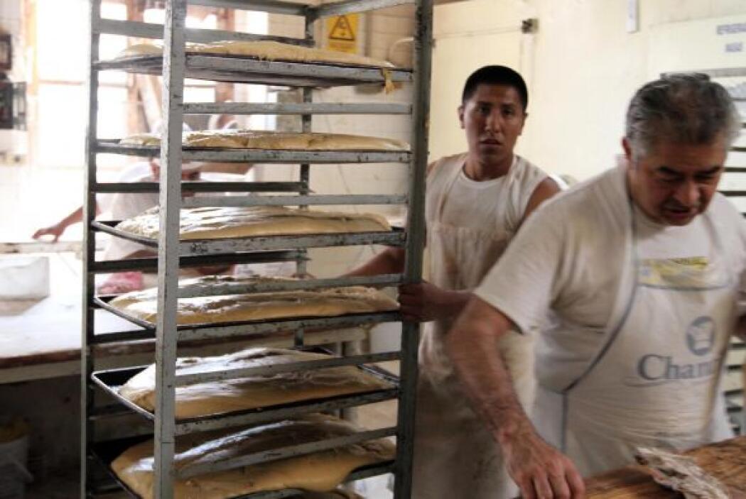 La tradicional Rosca de Reyes es uno de los alimentos más solicitados du...