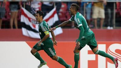 En Brasil se juega la jornada 31.