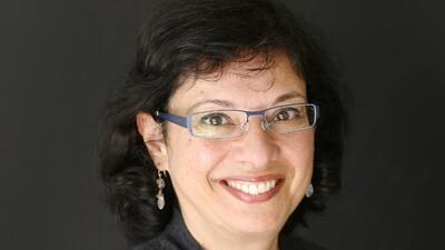 """Sonia Nazario, autora de """"Enrique's Journey""""."""