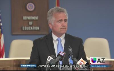 Temen re-elección de Superintendente de educación racista