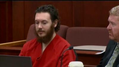 James Holmes alega incapacidad mental
