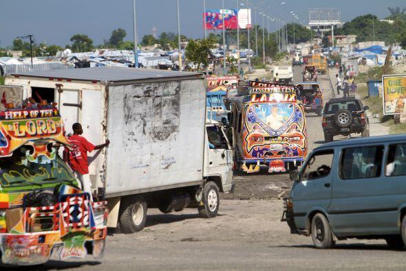 Overvest dijo que la Comisión Interina para la Recuperación de Haití, qu...