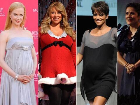 Aunque el embarazo tardío se ha vuelto cada vez más com&ua...