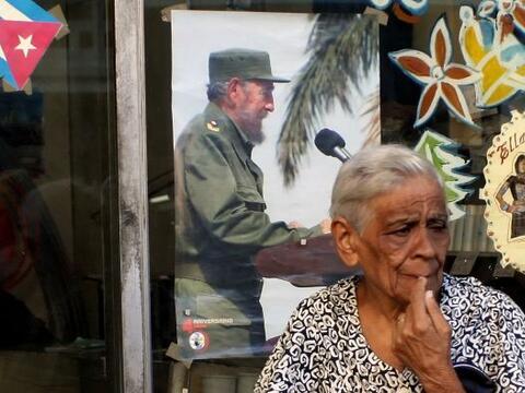 Hay diez ancianos más  que el año pasado en Cuba. En la is...
