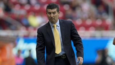 El entrenador de Chivas no alzó las campanas al vuelo con el triunfo ant...