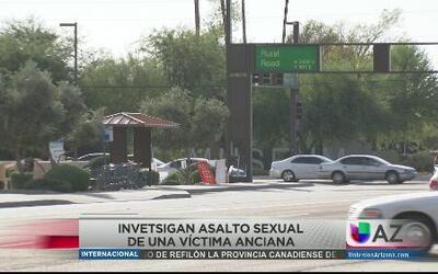 Mujer de 91 años violada