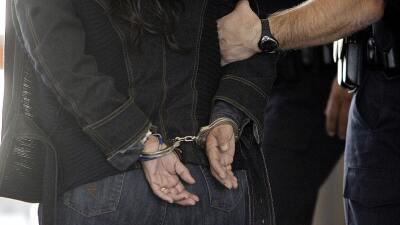 Arresto de indocumentado