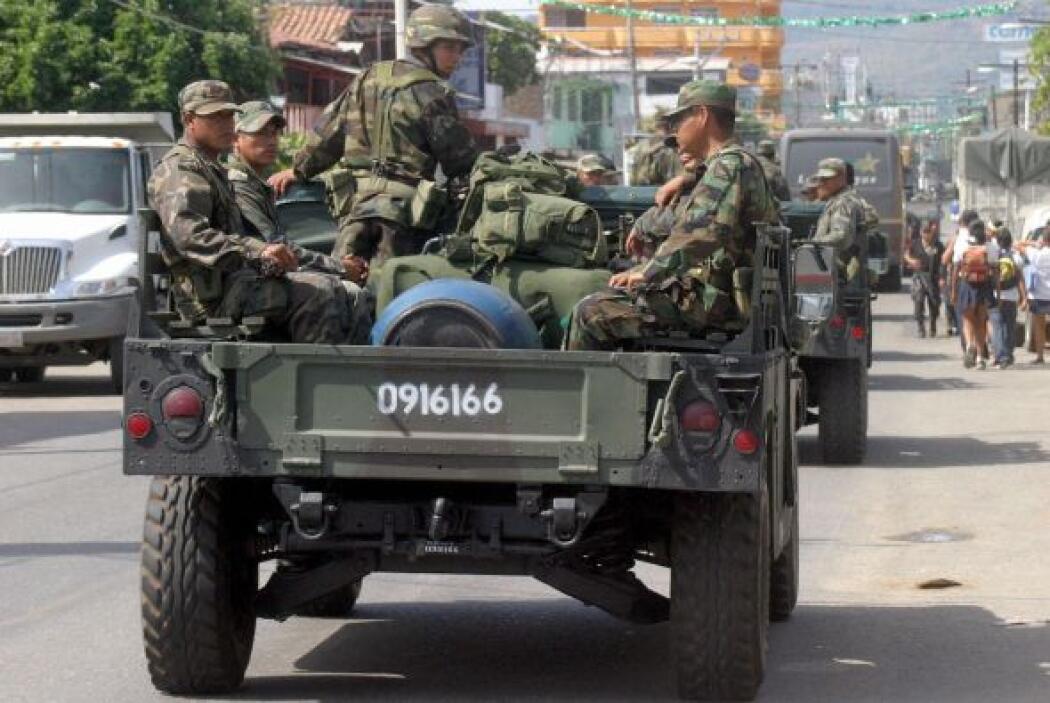 En México, el gobierno del presidente Felipe Calderón ha sido duramente...