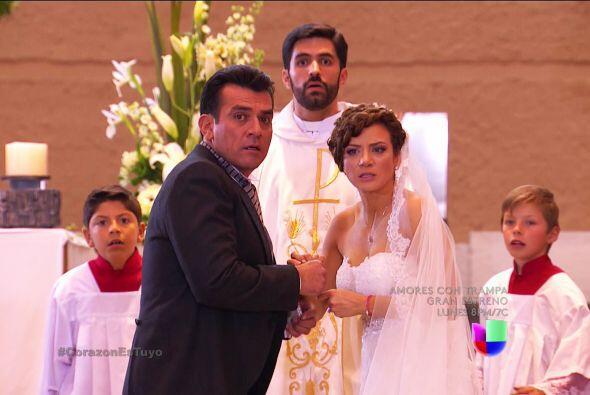 De la que se salvaron Ana y Fernando. ¡Ahora sí pueden casarse tranquila...