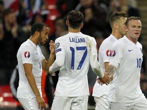 El conjunto de Inglaterra dio una muestra de su poder ofensivo ante San...