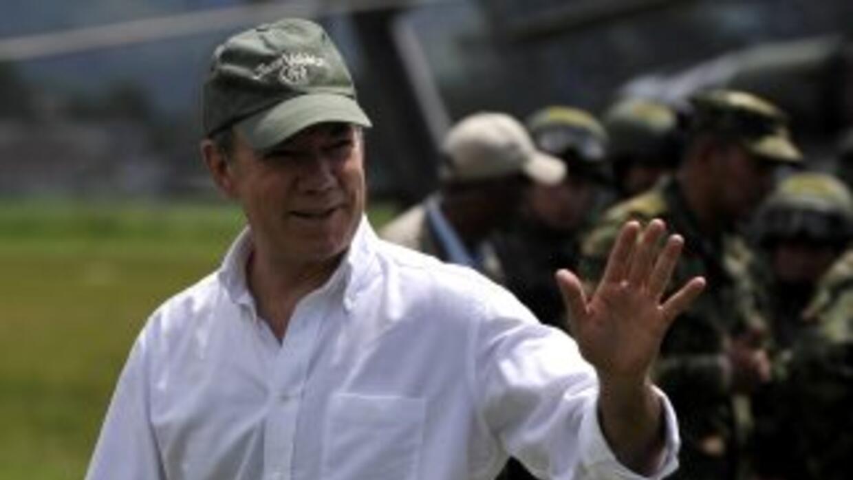 La muerte de Alfonso Cano elevó la popularidad del presidente Juan Manue...