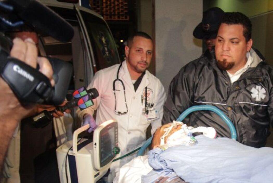 """Noviembre 24- Muere en Puerto Rico el exboxeador Héctor """"Macho"""" Camacho..."""