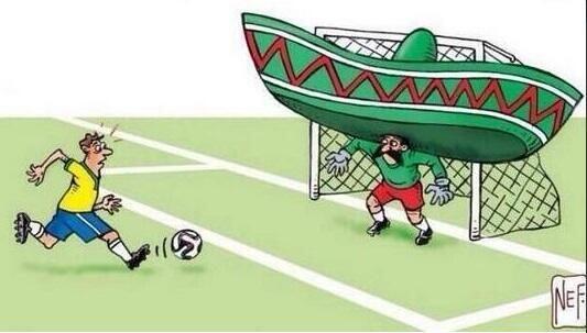 Representación en cómic. Todo sobre el Mundial de Brasil 2...