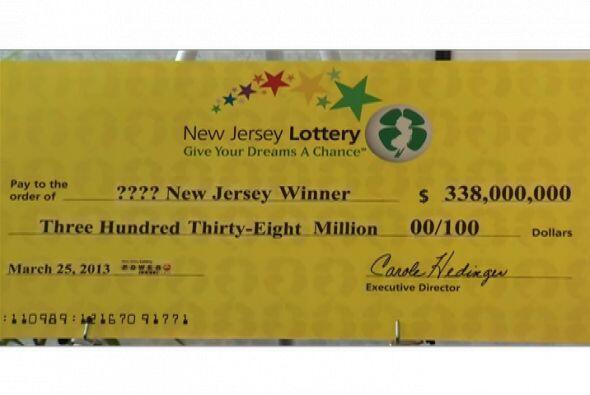 Un dominicano de 44 años de edad fue el ganador de 338 millones d...