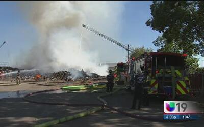 Incendios afectan conservación del agua en CA